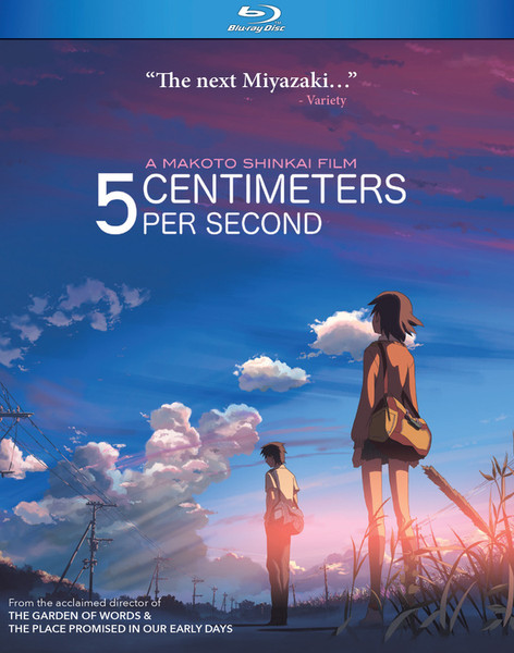 5 Centimeters Per Second (Hyb) Blu-ray