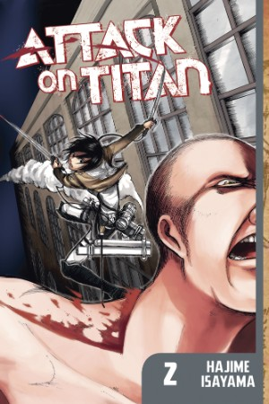 Attack on Titan  2 GN (PM)