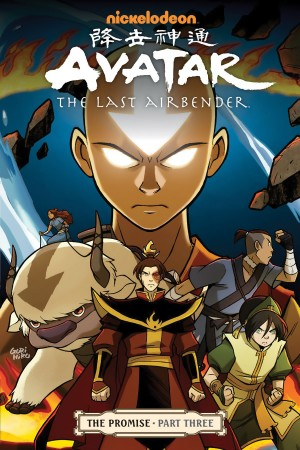 Avatar: The Last Airbender 3: The Promise Part 3 GN (Color) (PM)