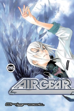 Air Gear 26 GN (PM)