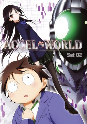 Accel World Set 2 (Hyb)