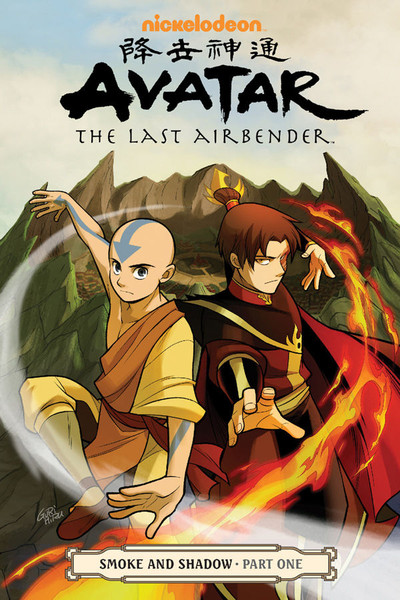 Avatar: The Last Airbender: Smoke and Shadow 1 GN (Color) (PM)