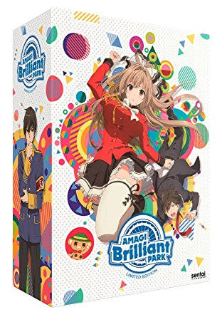 Amagi Brilliant Park (Hyb) Premium Edition DVD/Blu-ray