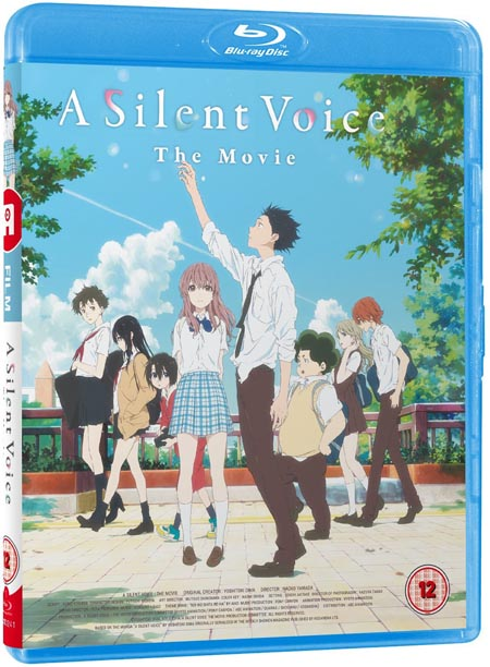 A Silent Voice (Hyb) Blu-Ray
