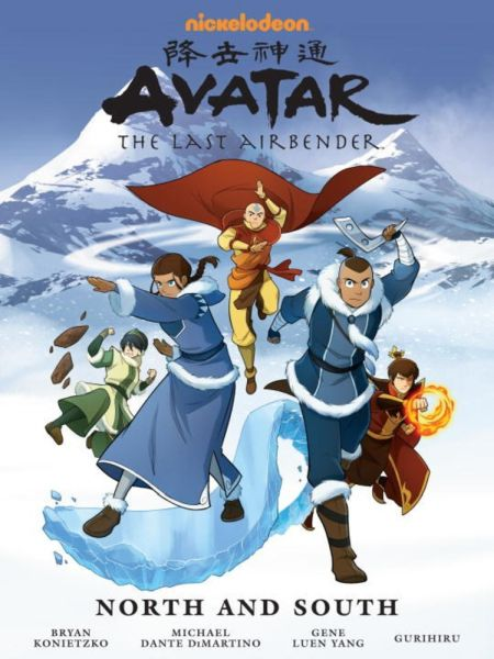 Avatar: The Last Airbender: North and South Library Edition (Hardcover) (L)