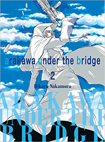 Arakawa Under the Bridge  2 GN (L)