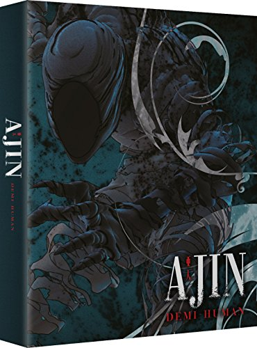 Ajin: Demi-Human Season 1 - Collector's Edition (Hyb) Blu-Ray