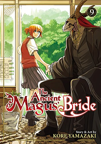 Ancient Magus' Bride 9 GN (PM)