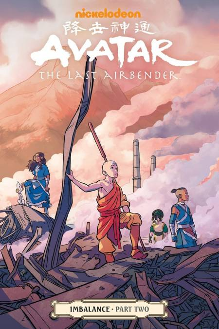 Avatar The Last Airbender Imbalance  2 GN (PM)