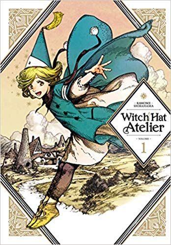 Witch Hat Atelier  1 GN (M)
