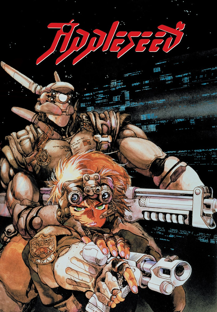 Appleseed 1988 OVA Series (Hyb)