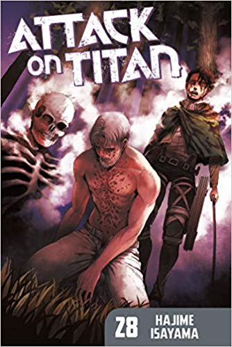 Attack on Titan 28 GN (PM)