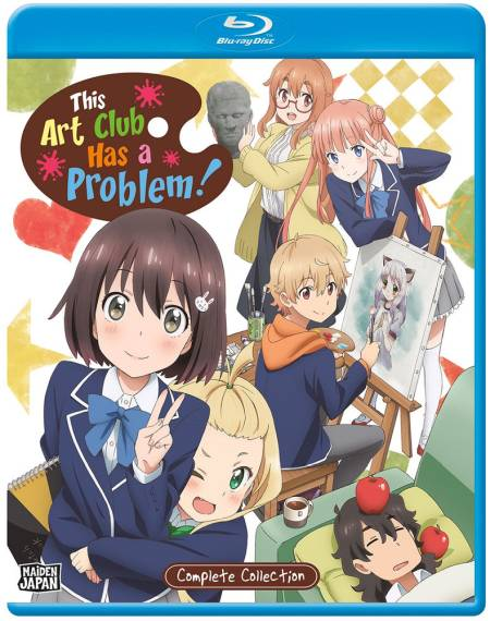 This Art Club Has A Problem (S) Blu-ray