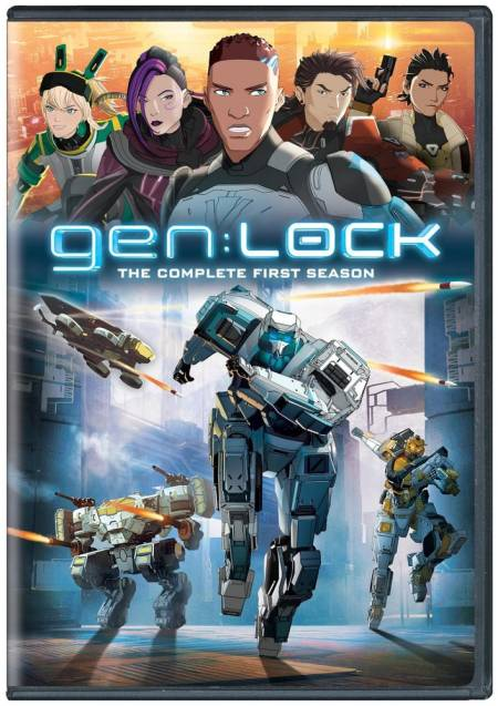 Gen:LOCK Complete First Season (D)