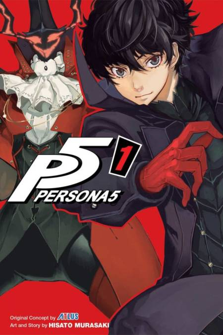 Persona 5 Volume  1 GN (PM)