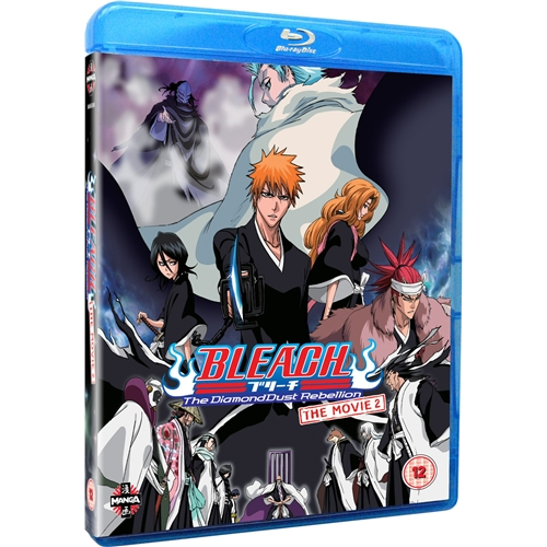 Bleach Movie 2: Diamond Dust Rebellion (Hyb) Blu-Ray