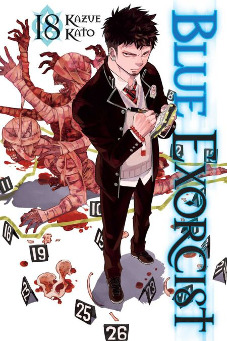 Blue Exorcist 18 GN (PM)