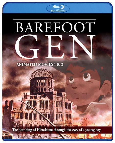 Barefoot Gen Movies 1-2 (Hyb) Blu-ray