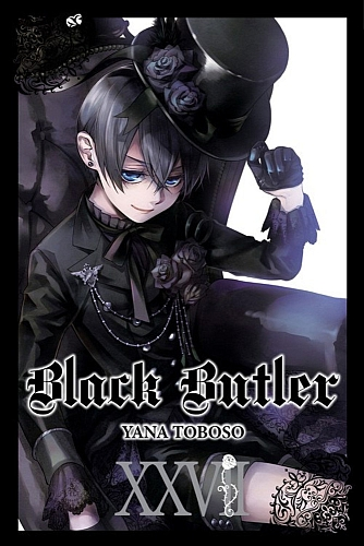 Black Butler 27 GN (PM)