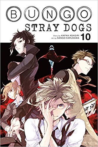 Bungo Stray Dogs 10 GN (PM)