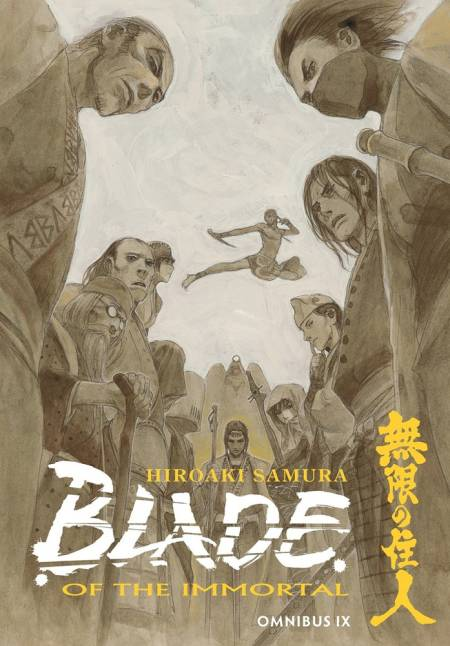 Blade of the Immortal Omnibus  9 (26-28) GN (L)