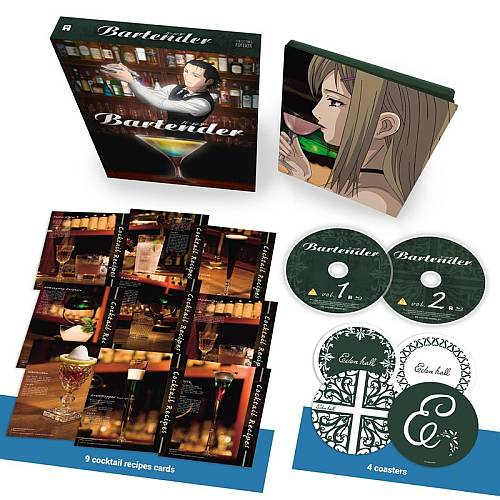 Bartender Complete Series - Collector's Edition (S) Blu-Ray