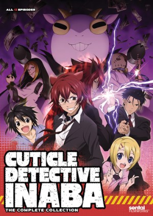 Cuticle Detective Inaba Complete Collection (S)