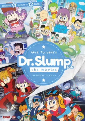Dr. Slump: The Movies (Films 1-5) (S)