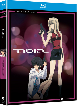 Noir Complete Series (Hyb) Anime Classics Blu-ray