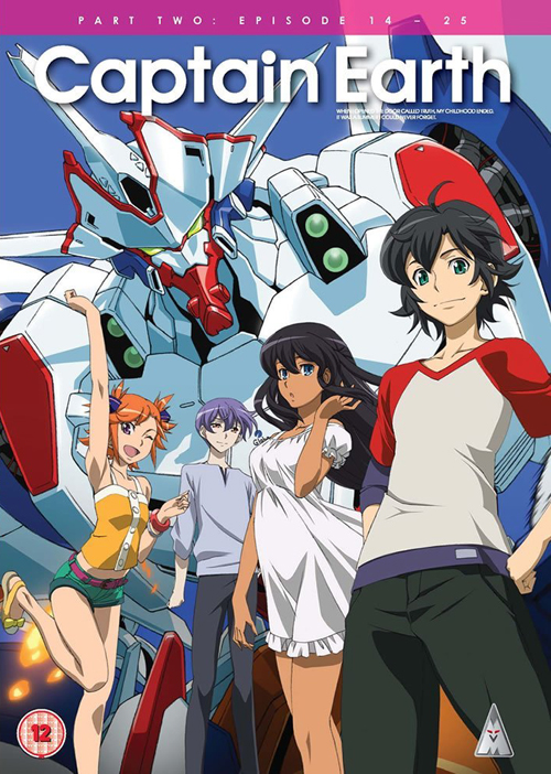 Captain Earth Part 2 (S)