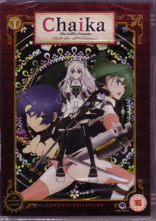 Coffin Princess Chaika - Complete Season Collection (Hyb)