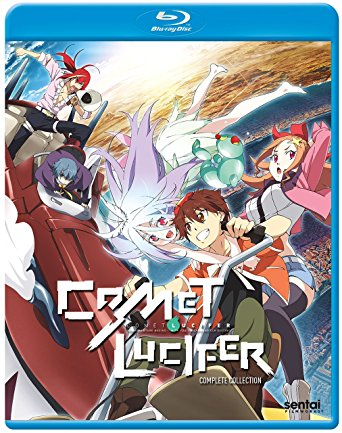 Comet Lucifer Complete Collection (S) Blu-ray