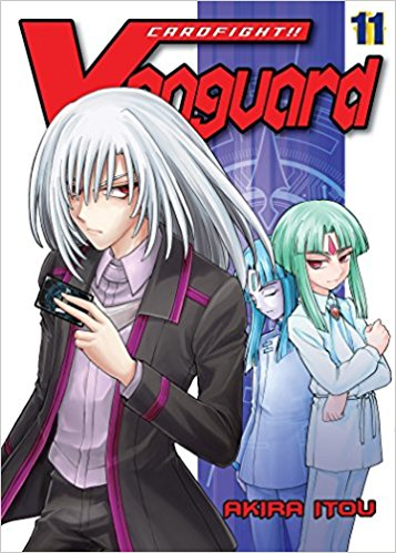 Cardfight!! Vanguard 11 GN (PM)