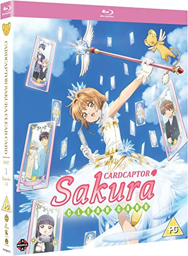 Cardcaptor Sakura: Clear Card - Part 1 (Hyb) Blu-Ray