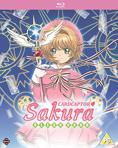 Cardcaptor Sakura: Clear Card - Part 2 (Hyb) Blu-Ray