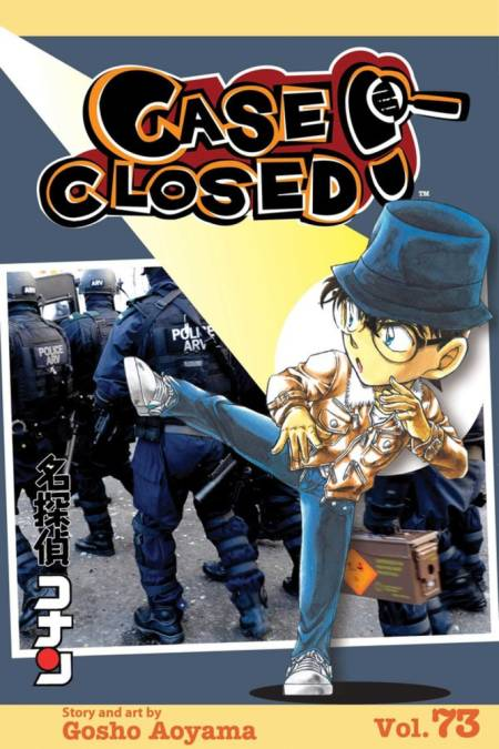 Case Closed (Detective Conan) 73 GN (PM)