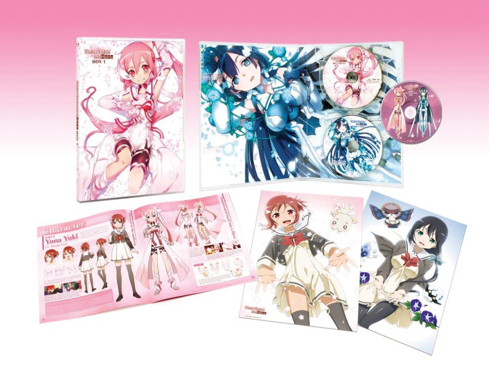 Yuki Yuna is a Hero 1 (Hyb) Collector's Edition DVD/Blu-ray + CD
