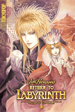 Return to Labyrinth 1 GN (PM)