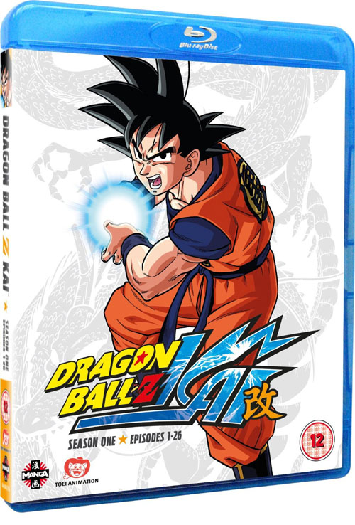 Dragonball Z Kai Season 1 (Hyb) Blu-Ray