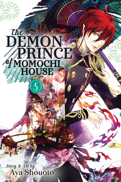 Demon Prince of Momochi House  5 GN (PM)