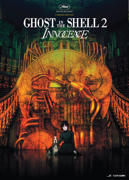 Ghost in the Shell 2 Innocence (Hyb)