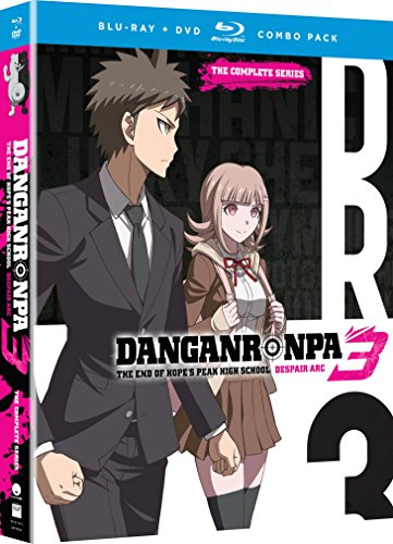 Danganronpa 3 Despair Arc (Hyb) DVD/Blu-ray