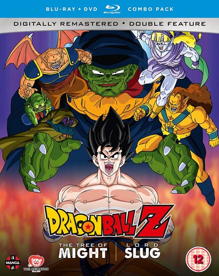 Dragon Ball Z Movie Collection Two: The Tree of Might/Lord Slug (Hyb) DVD/Blu-Ray