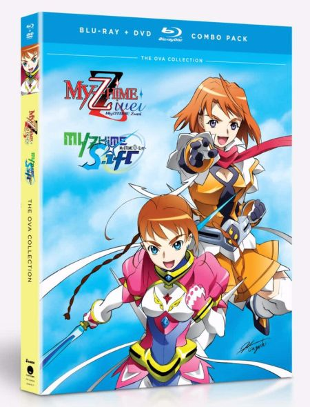 My-Otome OVA Collection (Hyb) DVD/Blu-ray
