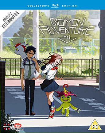 Digimon Adventure Tri The Movie Part 2 Collectors Edition (Hyb) Blu-Ray