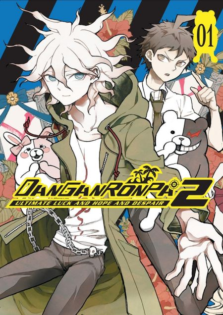 Danganronpa 2 Ultimate Luck and Hope and Despair  1 GN (PM)