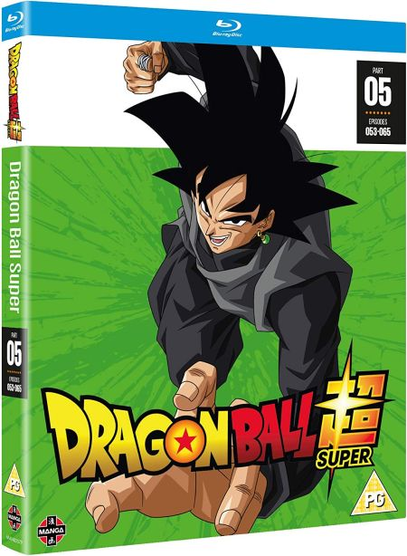Dragon Ball Super Season 1 Part 5 (Hyb) Blu-Ray