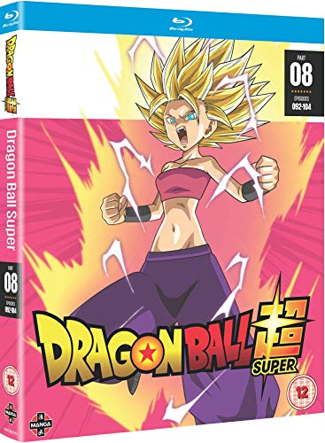 Dragon Ball Super Season 1 Part  8 (Hyb) Blu-Ray