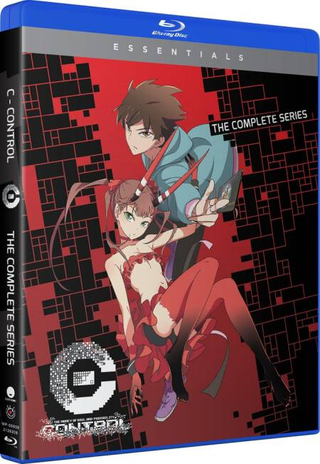 C - Control Money Of Soul And Possibility (Hyb) Essentials Blu-ray