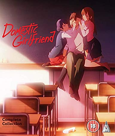 Domestic Girlfriend Complete Collection (Hyb) Blu-Ray